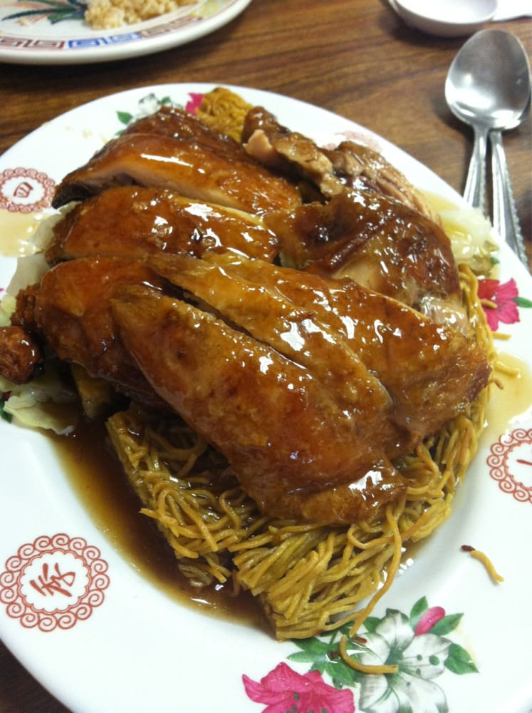 how to cook chinese oyster sauce chicken