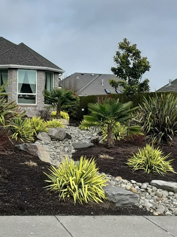 Gardenias Land Care Services: Wilsonville, OR