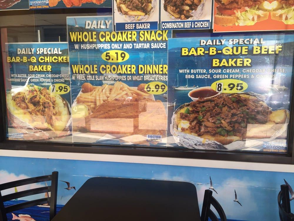 Boston fish supreme 13 photos fish chips 296 for Boston fish supreme menu
