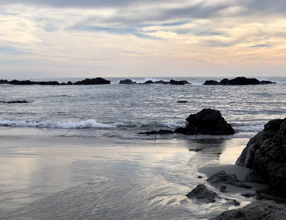 Shell Beach: 39200 Hwy 1, Sea Ranch, CA