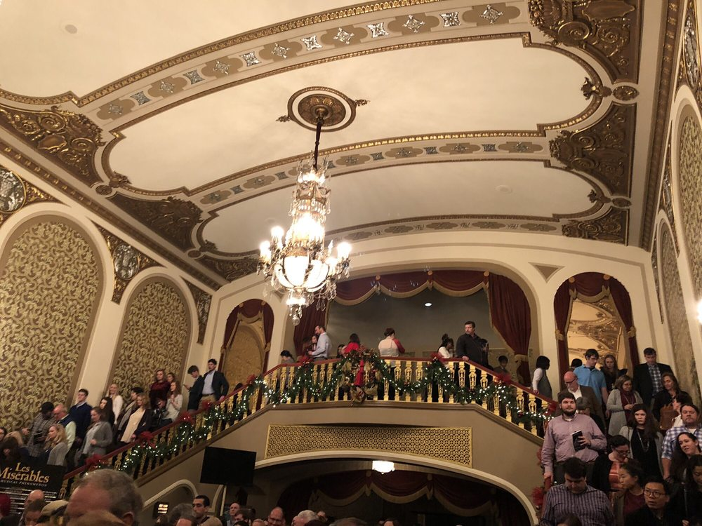 Social Spots from The Orpheum Theatre - Memphis