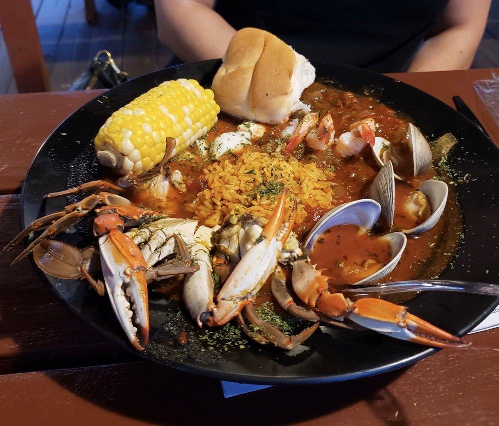 Peace River Seafood & Crab Shack: 5337 Duncan Rd Punta Gorda, Punta Gorda, FL