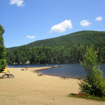 Parc national du mont tremblant 47 photos hiking for Lac miroir mont tremblant
