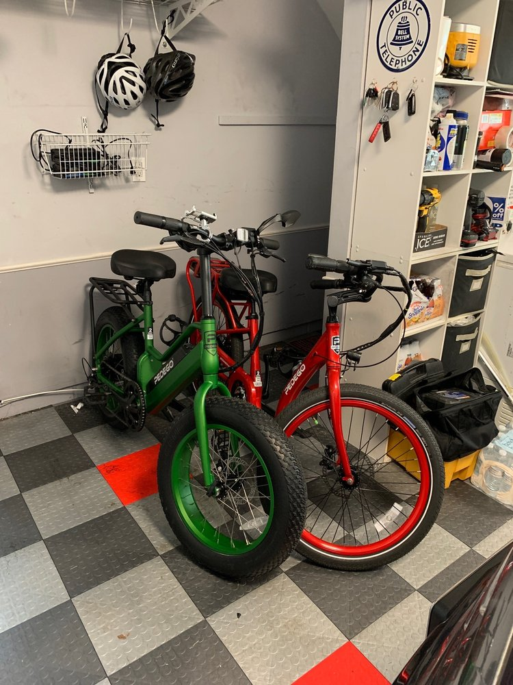 Social Spots from Pedego Electric Bikes Spring Lake
