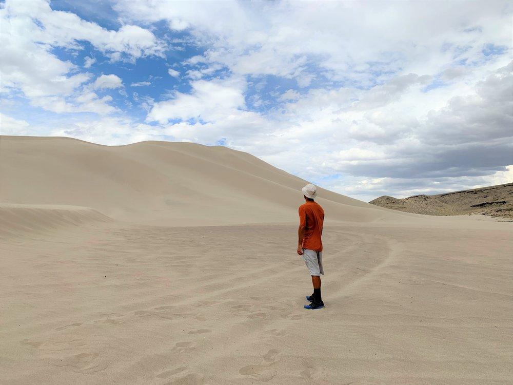 Sand Mountain Recreation Area: Sand Mountain Fallon, Fallon, NV