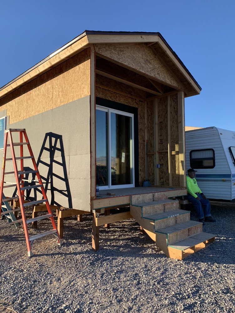 Tiny House Las Vegas >> Tiny House Build Yelp