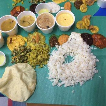 Photo Of Kerala Kitchen   Carrollton, TX, United States. Onam Sadhya Meal 9