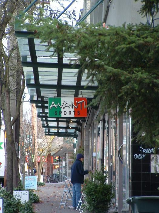 Avanti Sports: 3503 NE 45th St, Seattle, WA