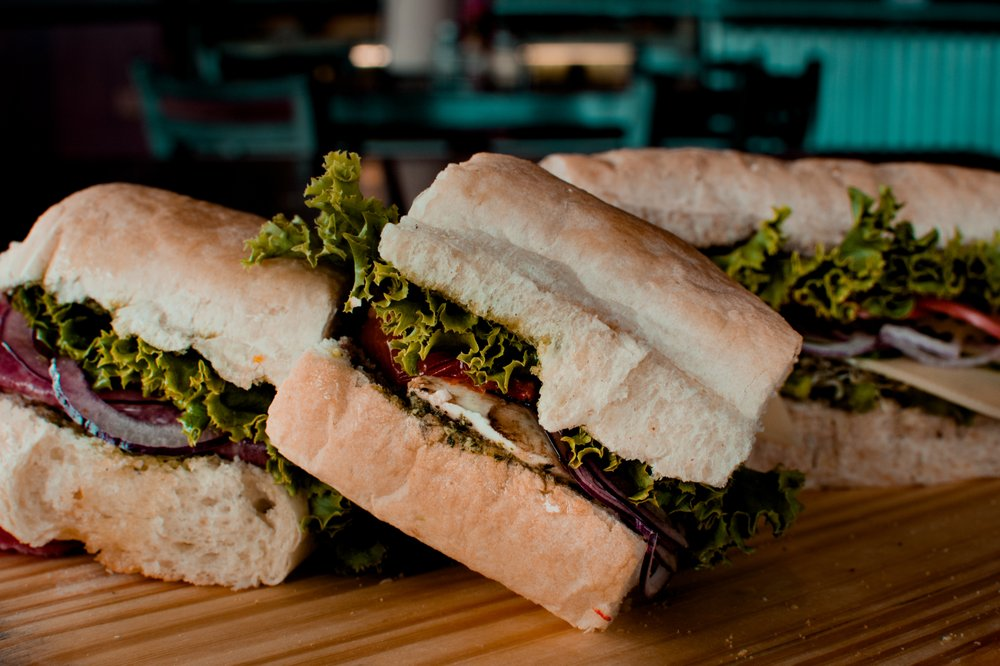 Caruso's Sandwiches & Artisan Pizza: 202 W Ironwood Dr, Coeur d'Alene, ID