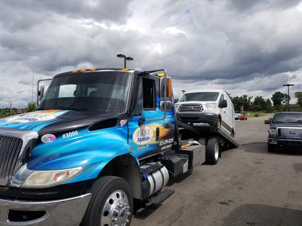 Towing business in Hendersonville, TN