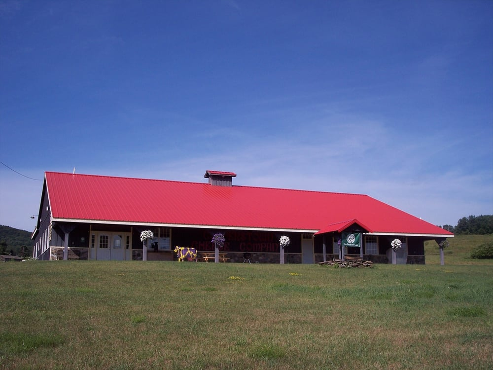Cooperstown Cheese Company: Hwy 28 Oxbow Rd, Milford, NY