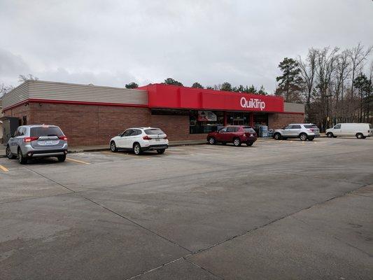 QuikTrip 3317 Lawrenceville Hwy Tucker, GA Convenience