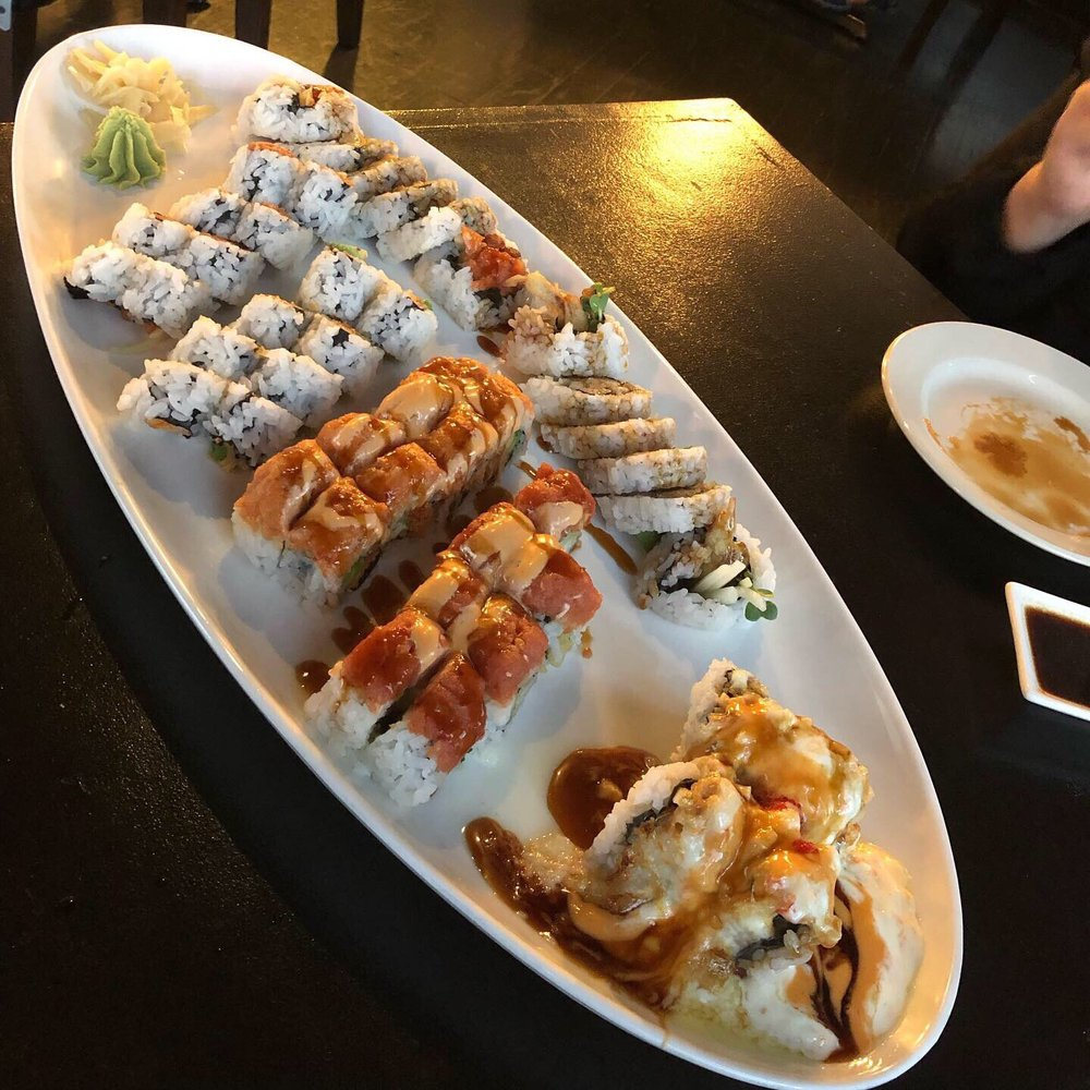 Food from Sushi Republic