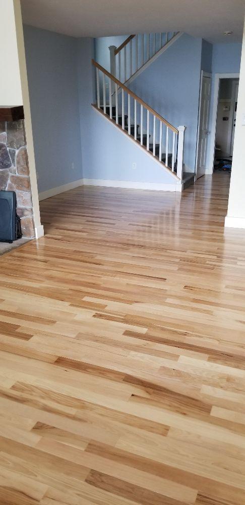 Woodman Floor Sanding: 16 Woodbridge Rd, Gilford, NH