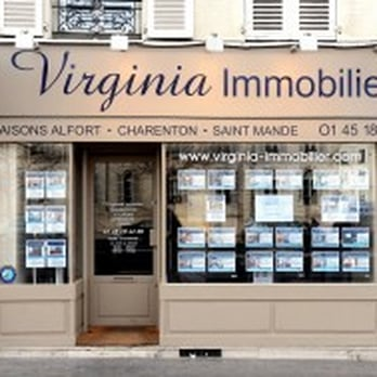Agence virginia immobilier agence immobili re 24 for Agence immobiliere maison alfort