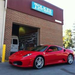 Tolker Auto Service Motor Mechanics Repairers 427 E