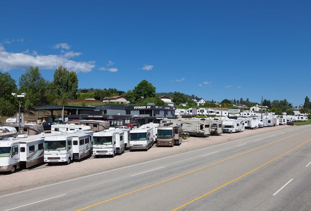 Used Rv Dealers Near Me >> Voyager RV Centre Ltd - RV Dealers - Winfield, BC, Canada - Yelp