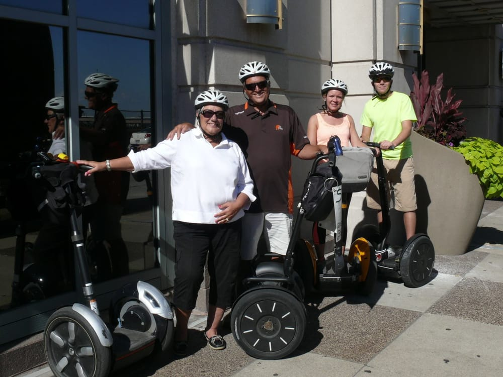 Cleveland Segway Tours