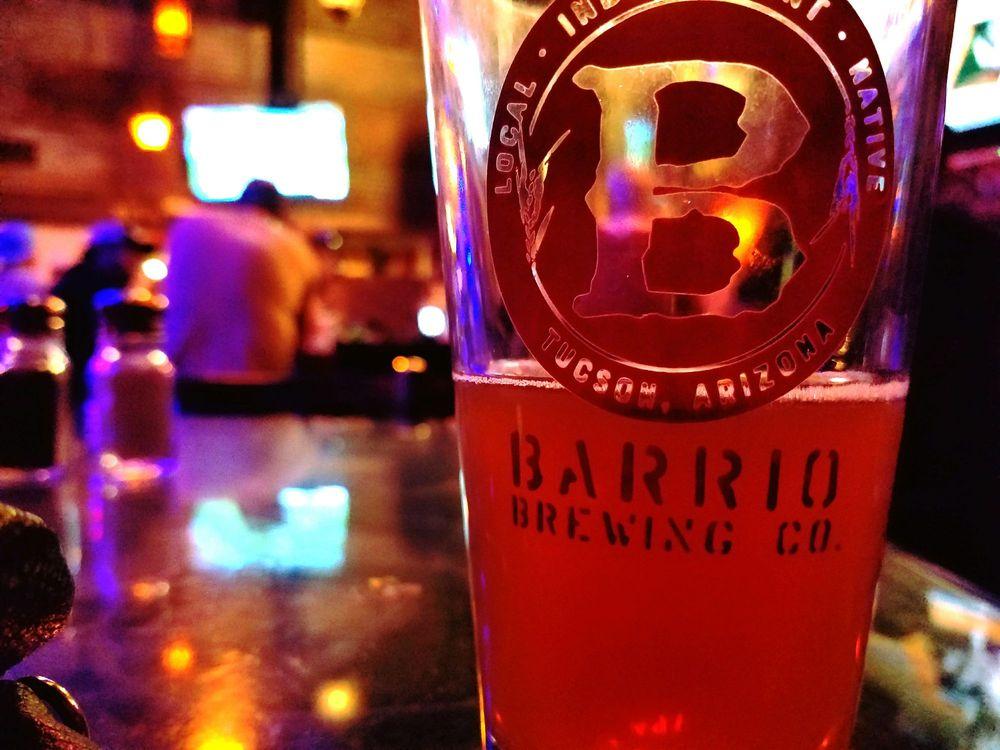 Barrio Brewing