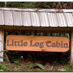 Little log cabin hotel 8805 canal road pender island for Piani di log cabin lodge