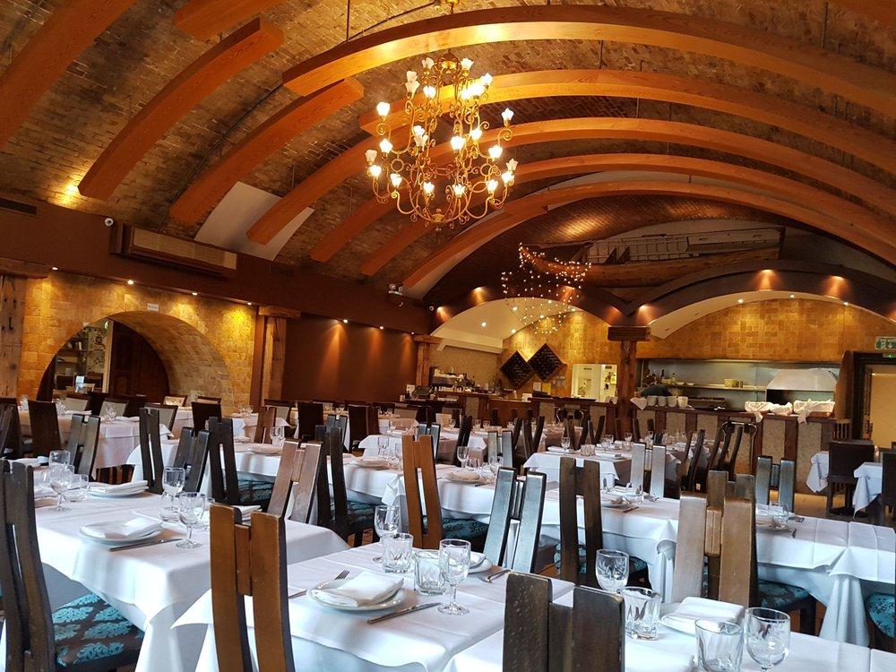 Ev Restaurant The Arches London