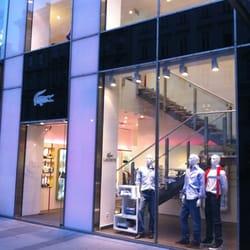 Lacoste Store Closed Sports Wear Graben 17 Innere Stadt