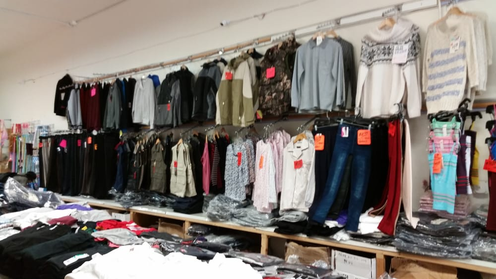 Tin Tin Flee Market: 2676 San Bruno Ave, San Francisco, CA