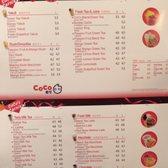CoCo Fresh Tea & Juice - 47 Photos & 27 Reviews - Bubble Tea - 491