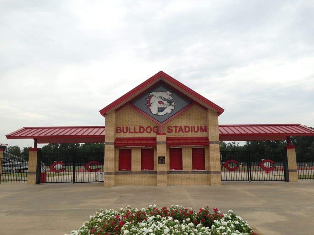 Bulldog Stadium: 1600 W Panola St, Carthage, TX