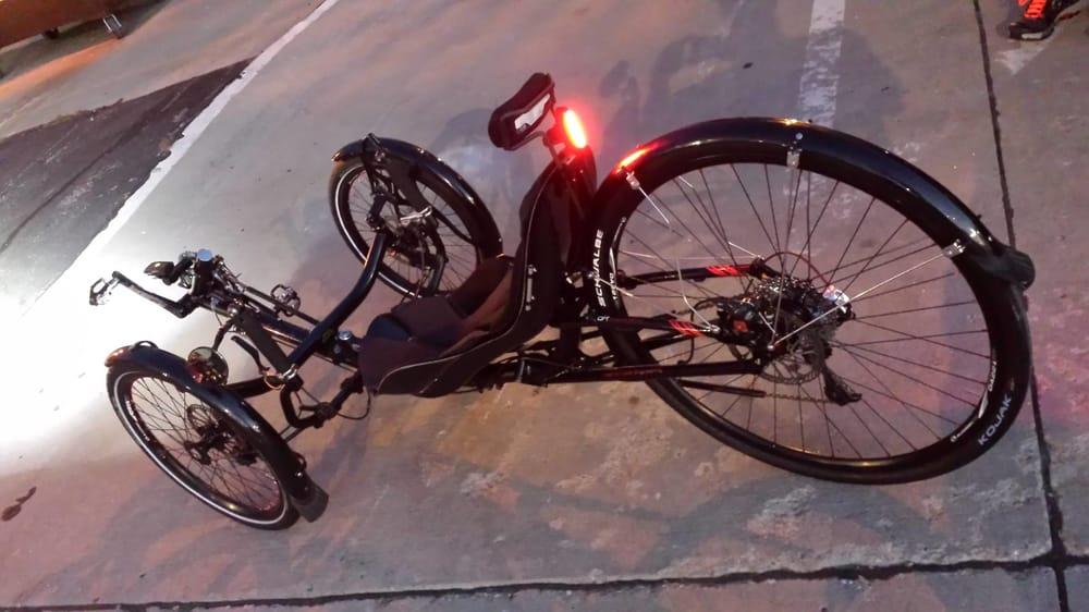 True Wheel Bicycle