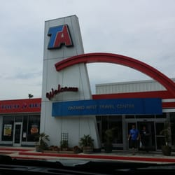 Ta travel center ontario ca