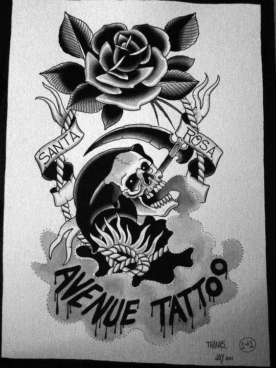 Yelp for Tattoo santa rosa