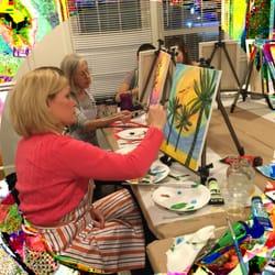 Teen art classes in virginia