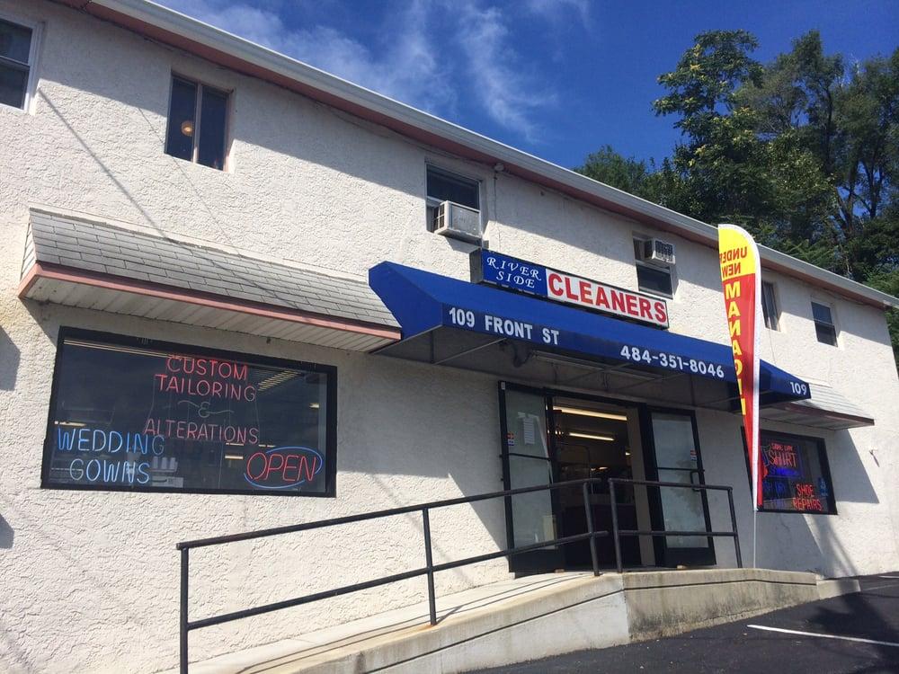 Riverside Cleaners: 109 Front St, Conshohocken, PA