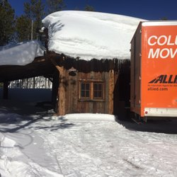 Beau Photo Of Columbine Moving And Storage   Steamboat Springs, CO, United States