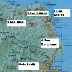 Ausflug: Der Norden La Palmas - Hotels & Travel - Santa Cruz de la ...
