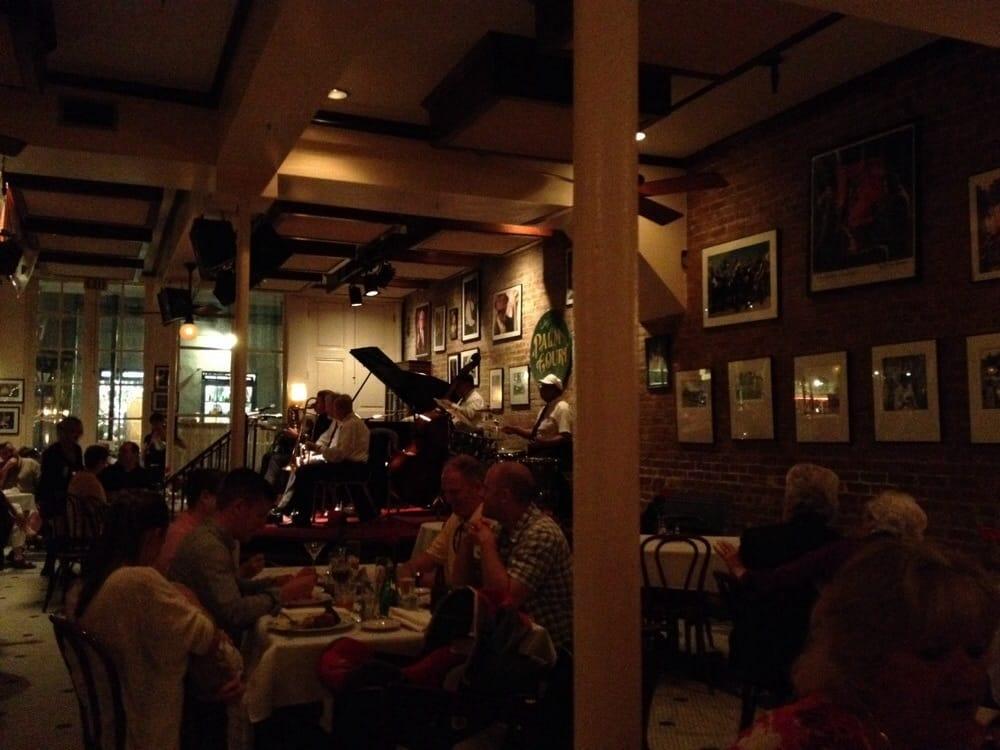 Palm Court Jazz Cafe New Orleans La
