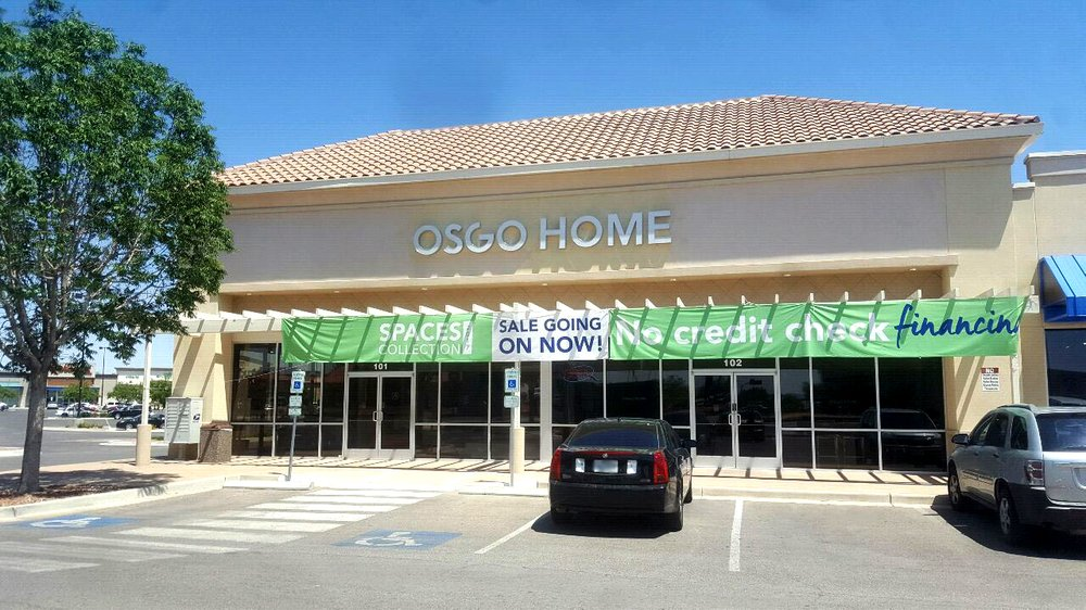 OSGO Home   Furniture Stores   1920 N Zaragoza, El Paso, TX   Phone Number    Yelp
