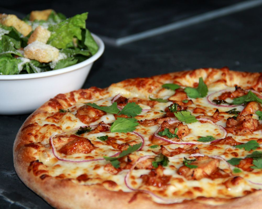 Food from Pizza World