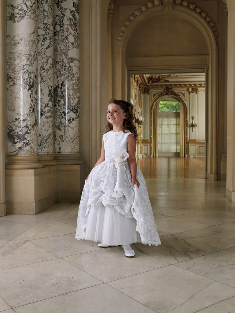 Joan Calabrese Signature First Communion Gowns and Flower Girl ...