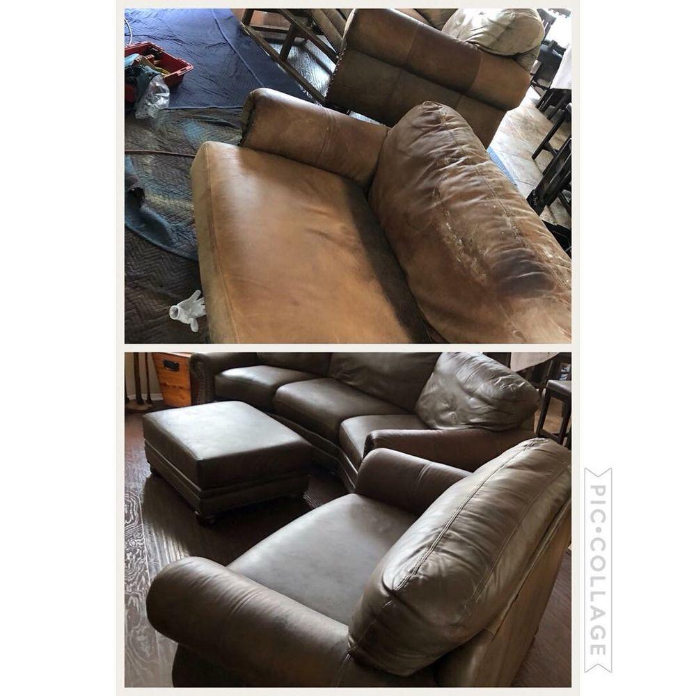 80 12 Leather Reviews Chez San Furniture Photosamp; Restoration AqLj354R