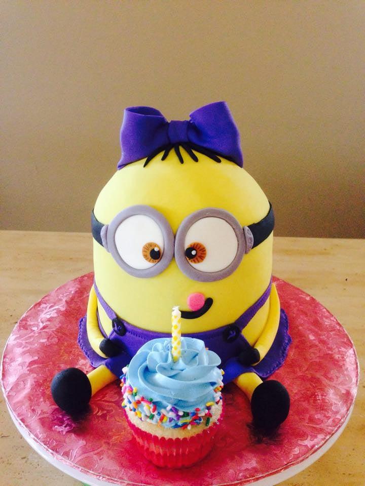 Girl Minion Cake Yelp