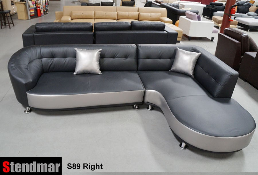 Photo Of Stendmar   Ontario, CA, United States. NEW MODERN LEATHER  SECTIONAL SOFA