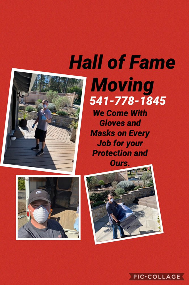 Hall of Fame Moving