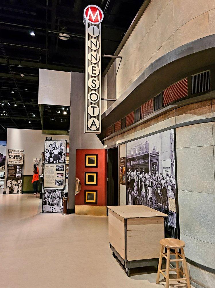 Social Spots from Minnesota History Center