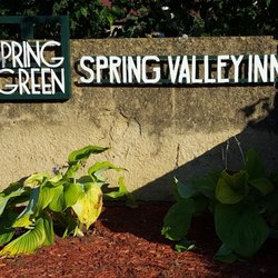 Photo Of Spring Valley Inn Green Wi United States Main Entrance