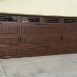 Photo Of Bradu0027s Overhead Doors   Paso Robles, CA, United States. Double  Garage