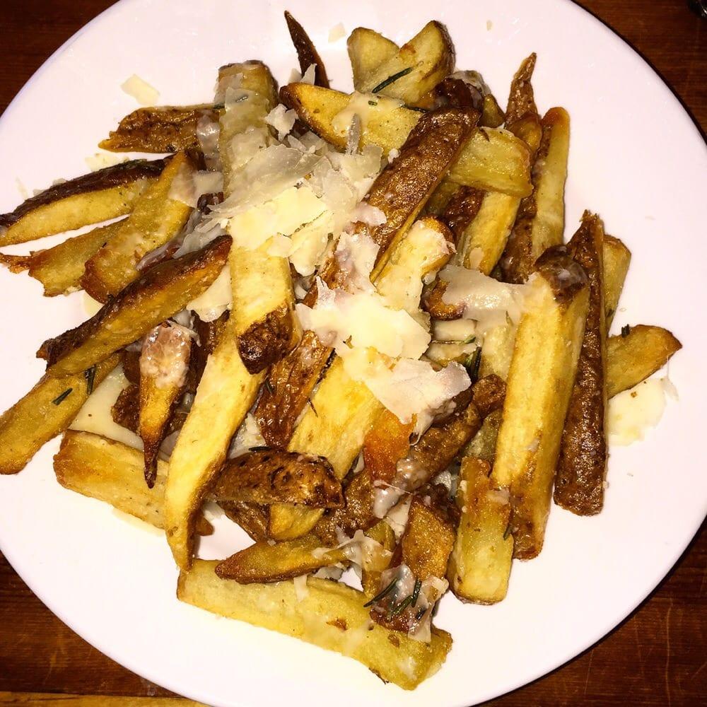Truffle Fries Yelp