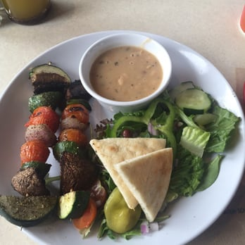 Zoes kitchen best vegetarian options