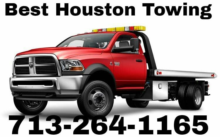 Best Houston Towing & Roadside Assistance: Houston, TX